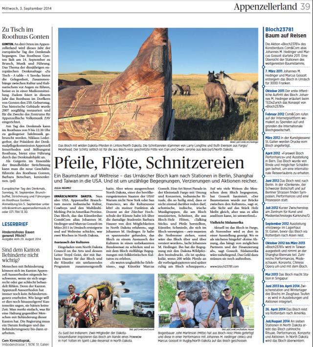 Appenzellerzeitung-3.9.14-