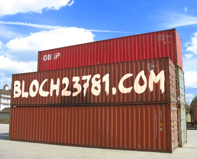 Bloch-Container
