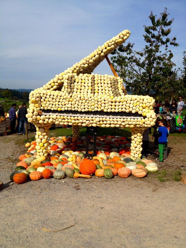 Pumpkin Piano